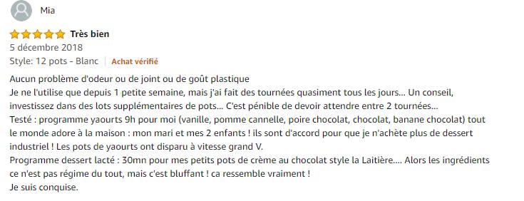 yaourtiere seb multi delice 12 pots pas cher