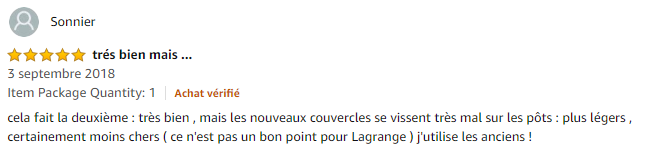 Test 2019  la yaourtière Lagrange 439101